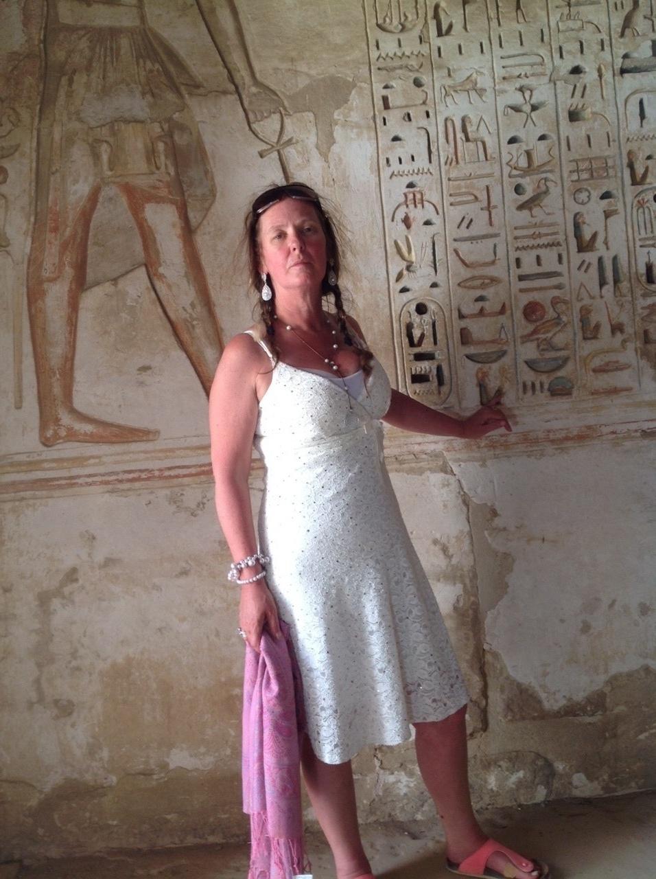 Habu Temple Luxor